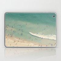 beach love II - Nazare Laptop & iPad Skin