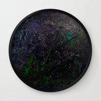 Southern Constellations … Wall Clock