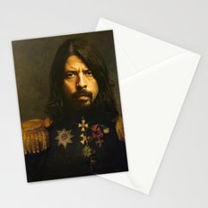 Dave Grohl - replaceface Stationery Cards