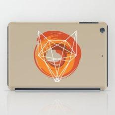 Geometric Fox iPad Case