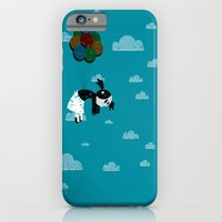 iPhone & iPod Case featuring Don't Chase My Blues Away by Smoking Duck Productions
