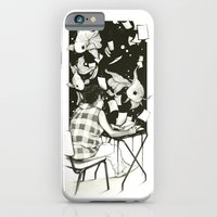 iPhone & iPod Case featuring Submerged by Kyle Cobban