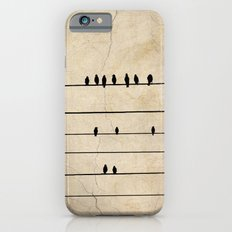 Gang Of Crows Slim Case iPhone 6s