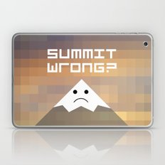 summit wrong? Laptop & iPad Skin