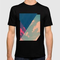 Under the Bridge Mens Fitted Tee Black SMALL