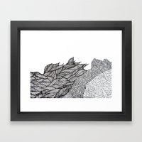 Gardens Framed Art Print