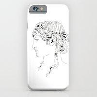 roman head iPhone 6 Slim Case