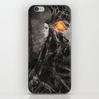 Melina iPhone & iPod Skin