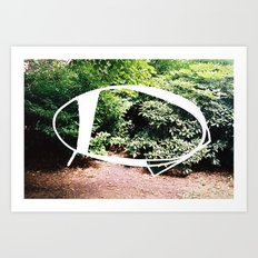 Elipse / Blossom Series Art Print