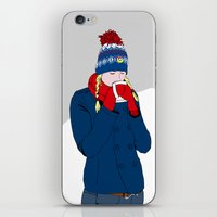 Glühwein iPhone & iPod Skin