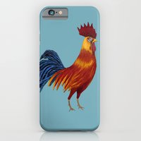 Rooster-3 iPhone 6 Slim Case