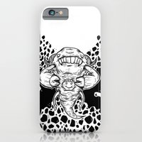 iPhone & iPod Case featuring He's Got This Magic Ora About Him... by Donta Santistevan