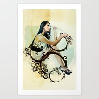 In Your World Art Print