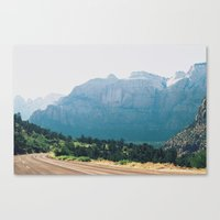 Utah Part 2 Canvas Print