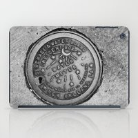 New Orleans Water Meter iPad Case