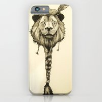 iPhone & iPod Case featuring Lionelle by Emily Shaw