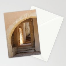 Rustic Architecture  Stationery Cards
