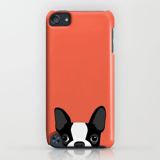 Boston Terrier iPhone & iPod Case