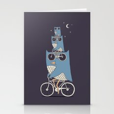 Night Rider Stationery Cards