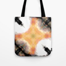 Water Rust Pattern 003 Tote Bag