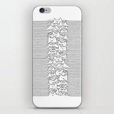 Furr Division White iPhone & iPod Skin