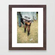 sex pistols Framed Art Print