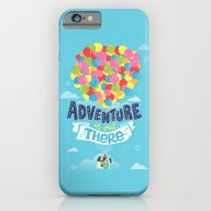 iPhone & iPod Case featuring Adventure Is Out There by Risa Rodil