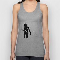 Surf Chick Unisex Tank Top