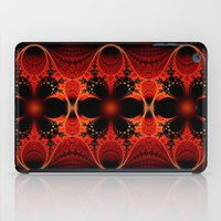Floral Ribbon iPad Case