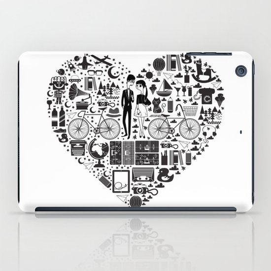 LIKES PATTERNS iPad Case