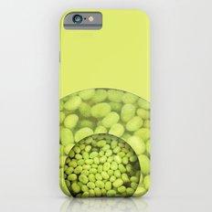 Green Beans Slim Case iPhone 6s