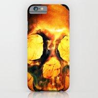 iPhone & iPod Case featuring Flores Por Los Muertos. by Lilly Guastella