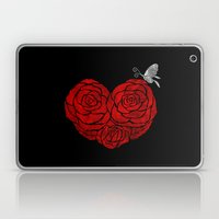 A Butterfly To Be, A Ros… Laptop & iPad Skin