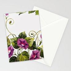Morning Glory 2 Stationery Cards