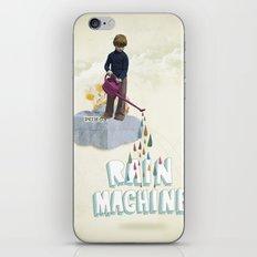 Rain Machine iPhone & iPod Skin