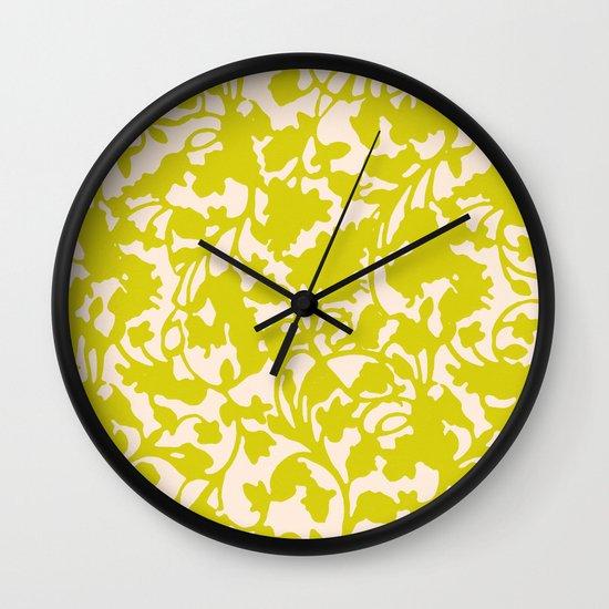 earth 9 Wall Clock