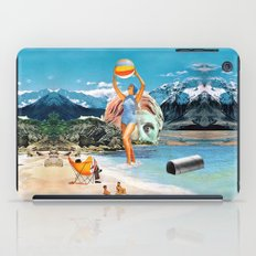 Poseidon in Love iPad Case