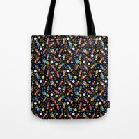 Rocket Rush Tote Bag