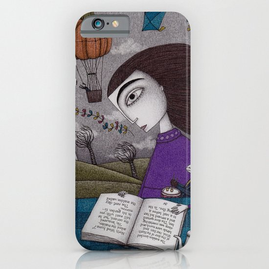 November Stories iPhone & iPod Case
