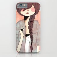 iPhone & iPod Case featuring Some Fashion by Nan Lawson