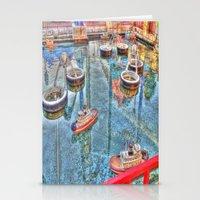 Mini Boat Race Stationery Cards