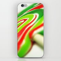 Retro Lolly. iPhone & iPod Skin