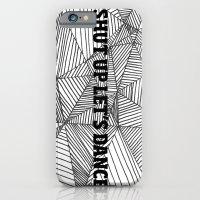 Shut up let's dance iPhone 6 Slim Case