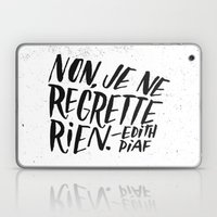 Edith Piaf Laptop & iPad Skin