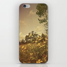 Summer Whimsy iPhone & iPod Skin