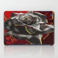 Rose iPad Case