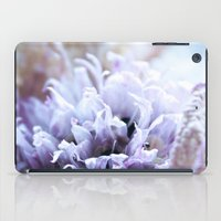 Flower Funeral iPad Case