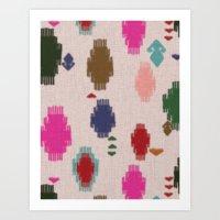 Dhurrie Art Print