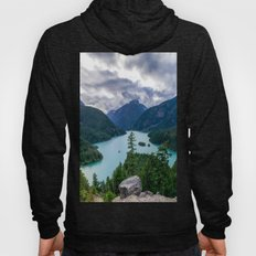 Crushing clouds Hoody