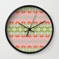 Tropical Geometry Wall Clock
